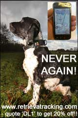 Retrieva Ltd – GPS tracking and anti-theft collars for your dog. Quote 'DL1' to get 20% off!